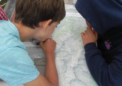 """Bürgerstiftung Kressbronn – Bilder zum Projekt """"Wanderung Förderschule"""""""